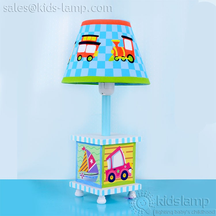 Baby\'s bedroom cartoon table lamps | kids-lamp.com – LOOKING ...